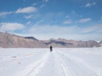 Départ de Murghab pour le Kirghizistan